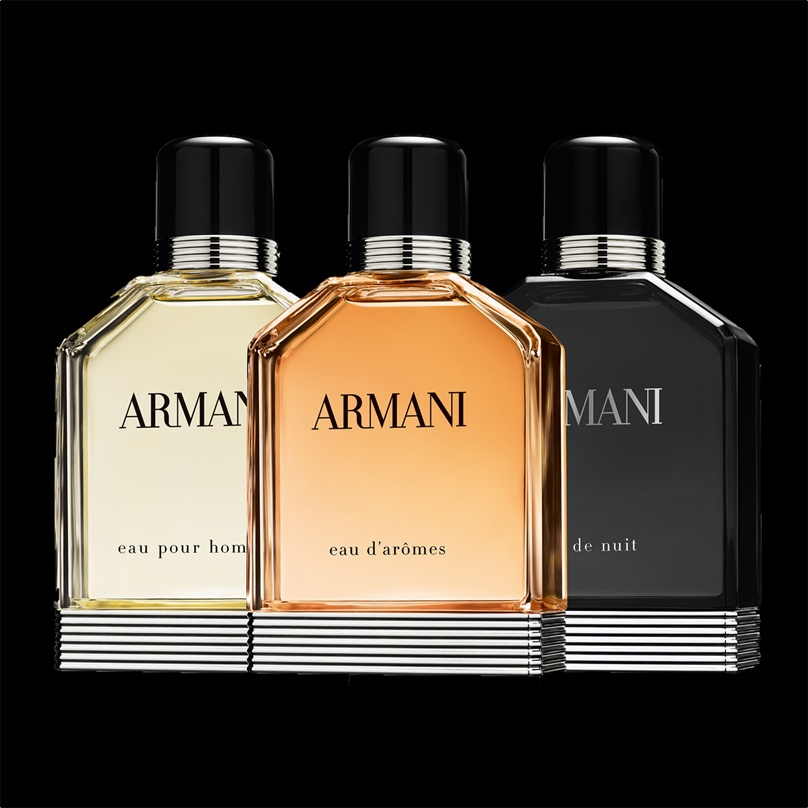 Fashionisto Launches FragranceThe Armani Giorgio D'arômes Eau nw8Ok0P