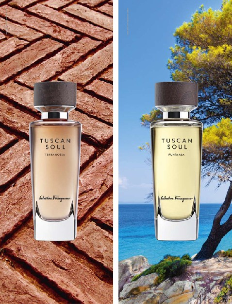 Summer Scents: Salvatore Ferragamo Launches Punta Ala + Terra Rossa
