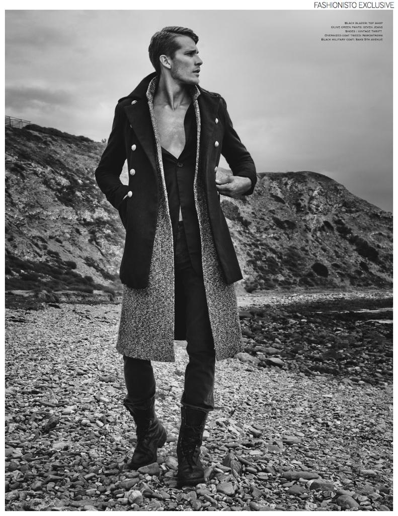 Fashionisto Exclusive: Andrey Zakharov by David Walden