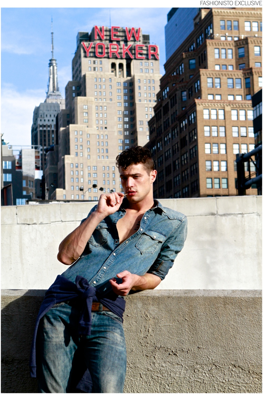 Fashionisto Exclusive: Andy Walters by Oscar Correcher