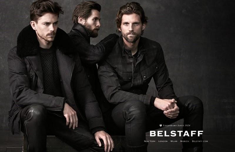 Belstaff Fall/Winter 2014 Ad Campaign