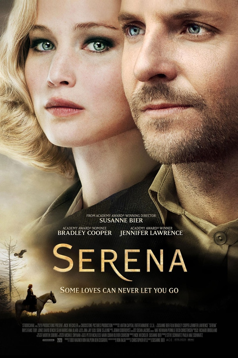 See Bradley Cooper in 'Serena' Trailer + Dinner with Anna Wintour