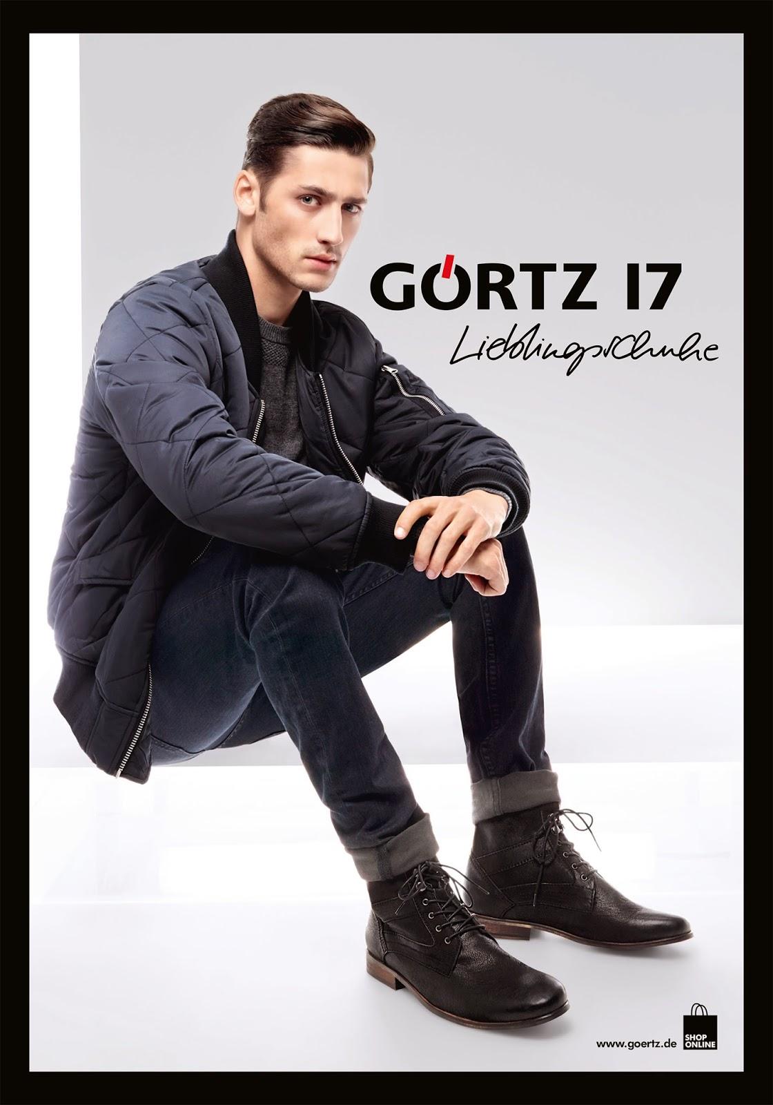 Carlos Ferra for GÖRTZ17 Fall/Winter 2014 Ad Campaign