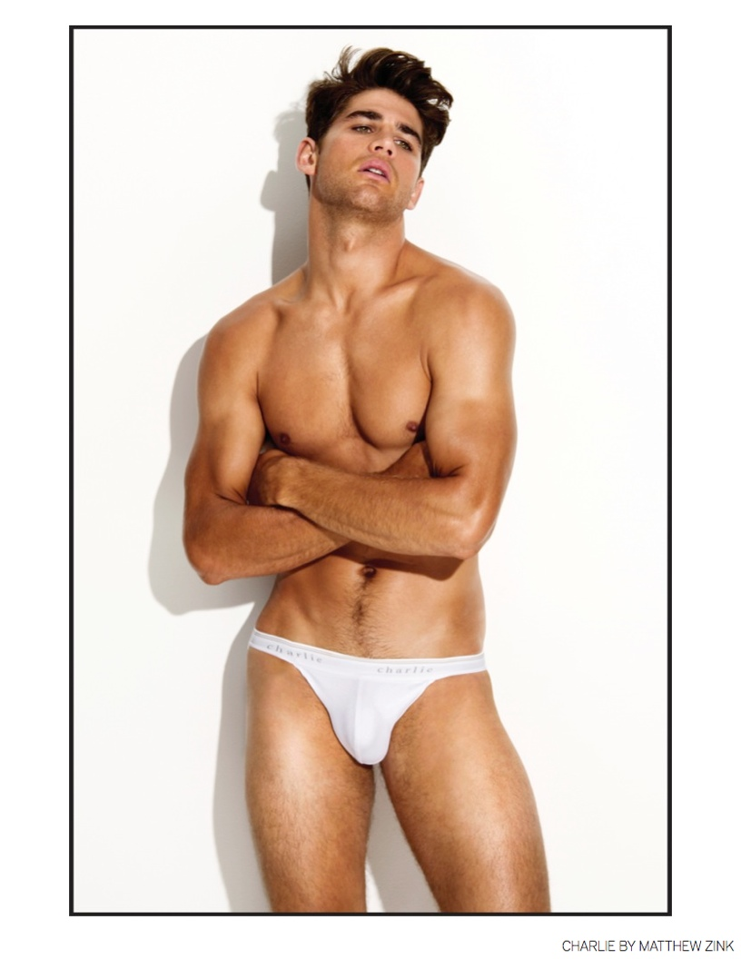 26ce4c9bc4 Ryan Bertroche for Charlie by Matthew Zink Underwear Launch | The ...