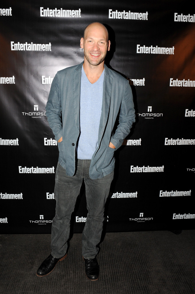 Corey Stoll Embraces Normcore Styles for Toronto International Film Festival