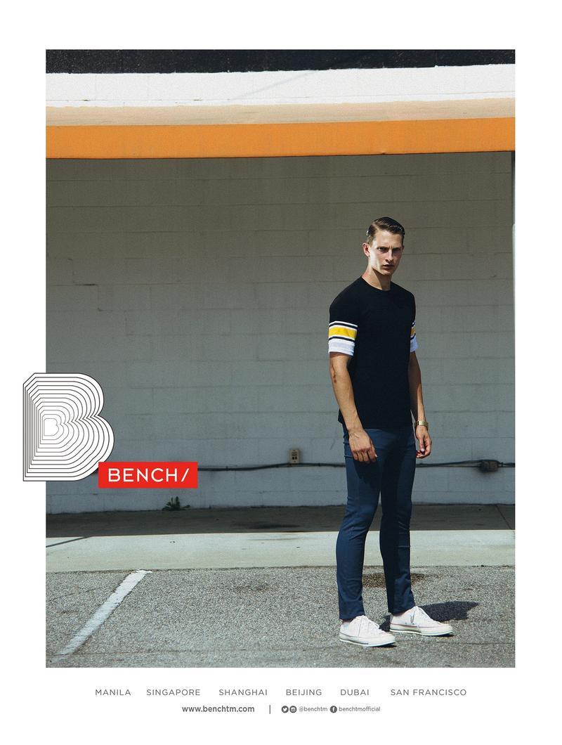 Dmitry Brylev for Bench/ Fall 2014 Advertorial