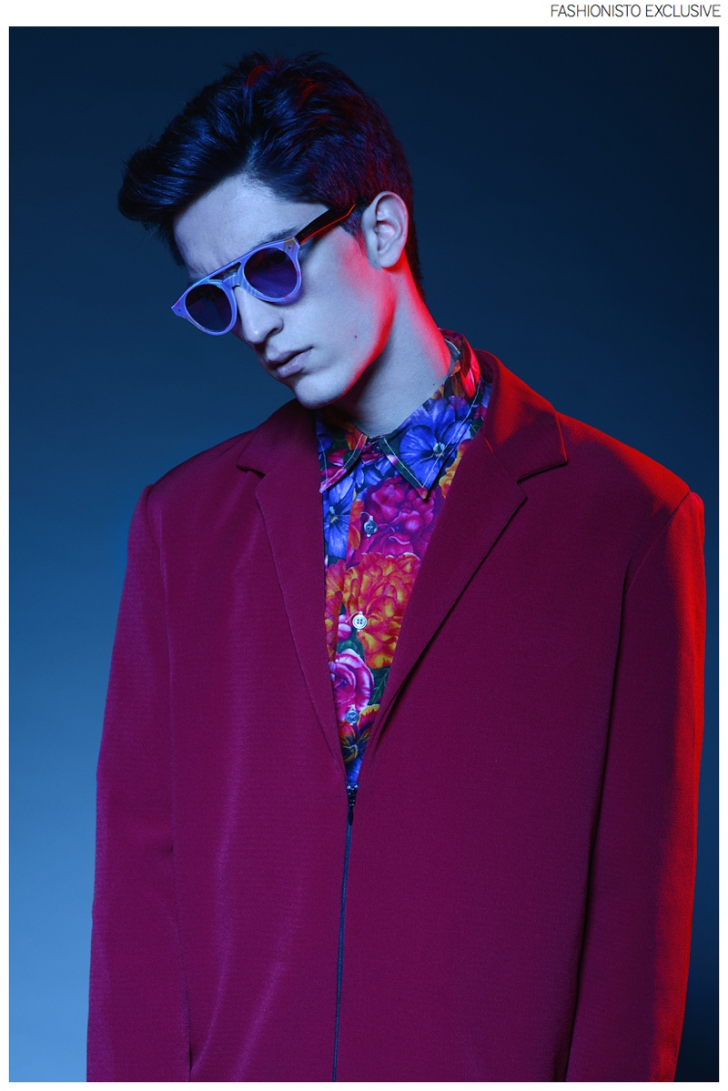 Fashionisto Exclusive: Dustin Phil & Stefan Radojkovic by Fabio Bozzetti