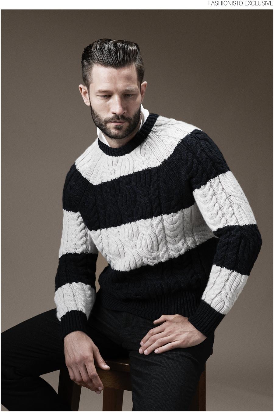 Fashionisto Exclusive: John Halls by Ben Harries