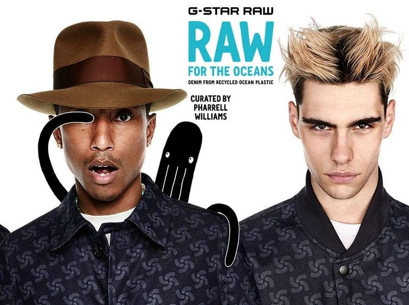 G-Star Raw 'Raw for the Oceans' Campaign
