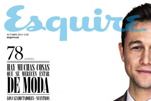 Joseph-Gordon-Levitt-Esquire-Espana-October-2014-Cover