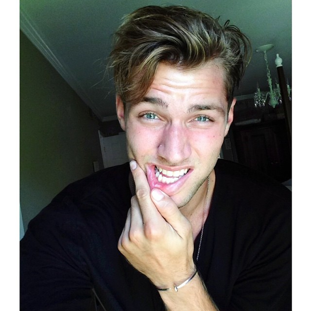 Kacey Carrig tries to snap out of fashion week exhaustion.