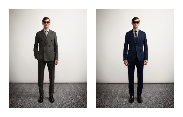 Louis Vuitton Highlights Sharp Suiting for Spring/Summer 2015 Tailoring Collection
