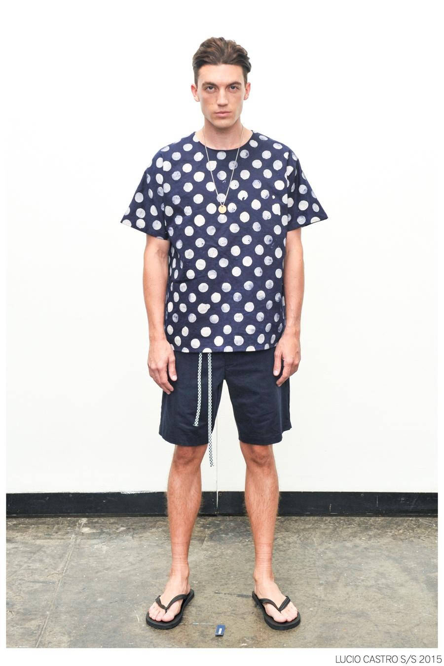 Lucio Castro Spring/Summer 2015 | New York Fashion Week