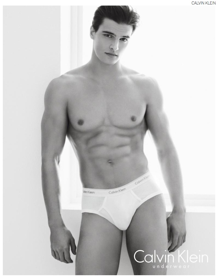 best calvin klein male models