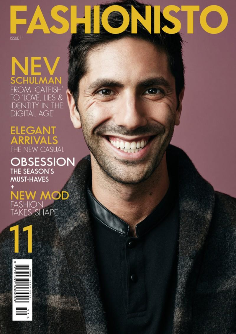 Fashionisto #11 Covers: Nev Schulman + John Cho