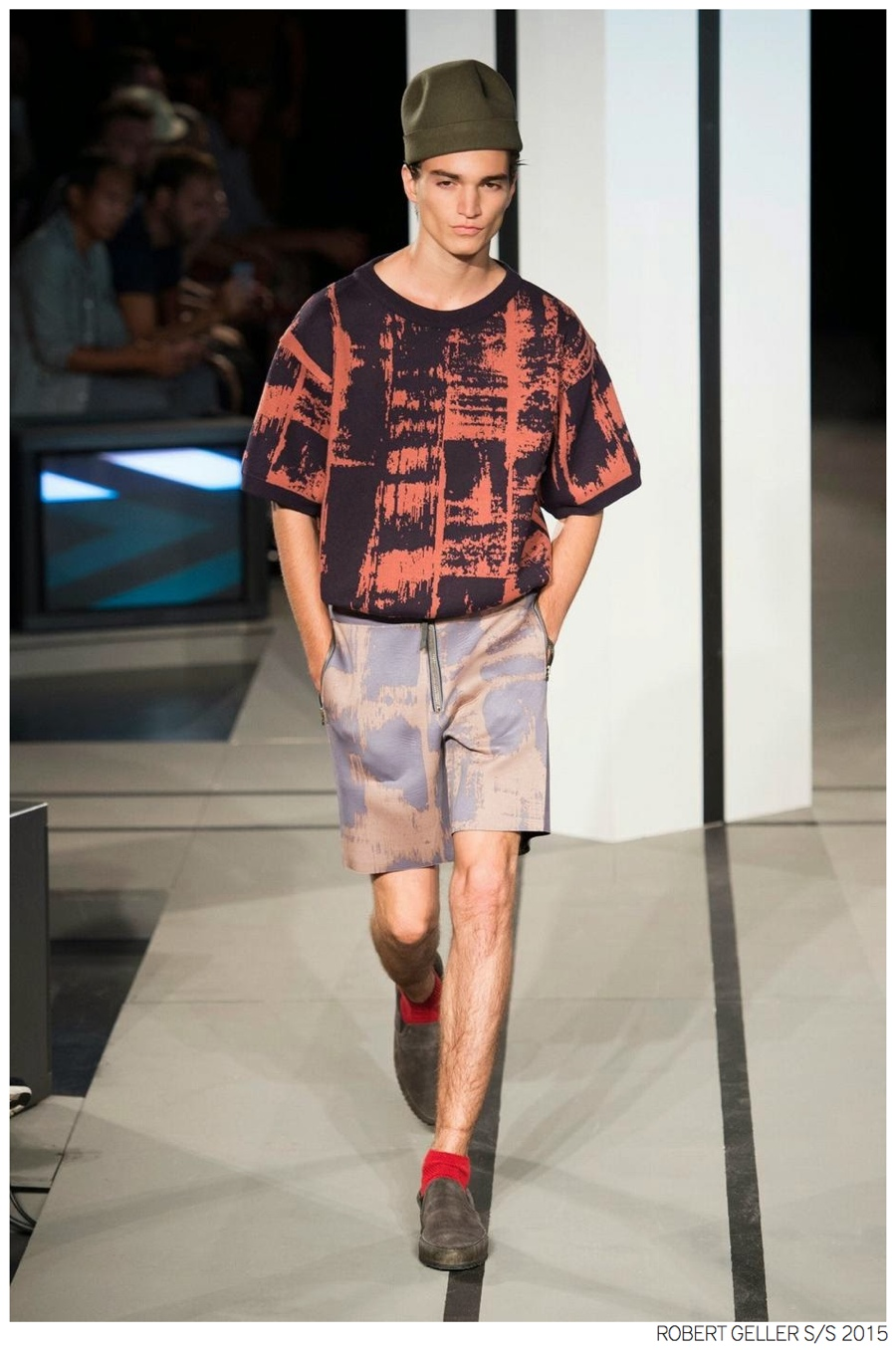 Robert Geller Spring/Summer 2015 Collection