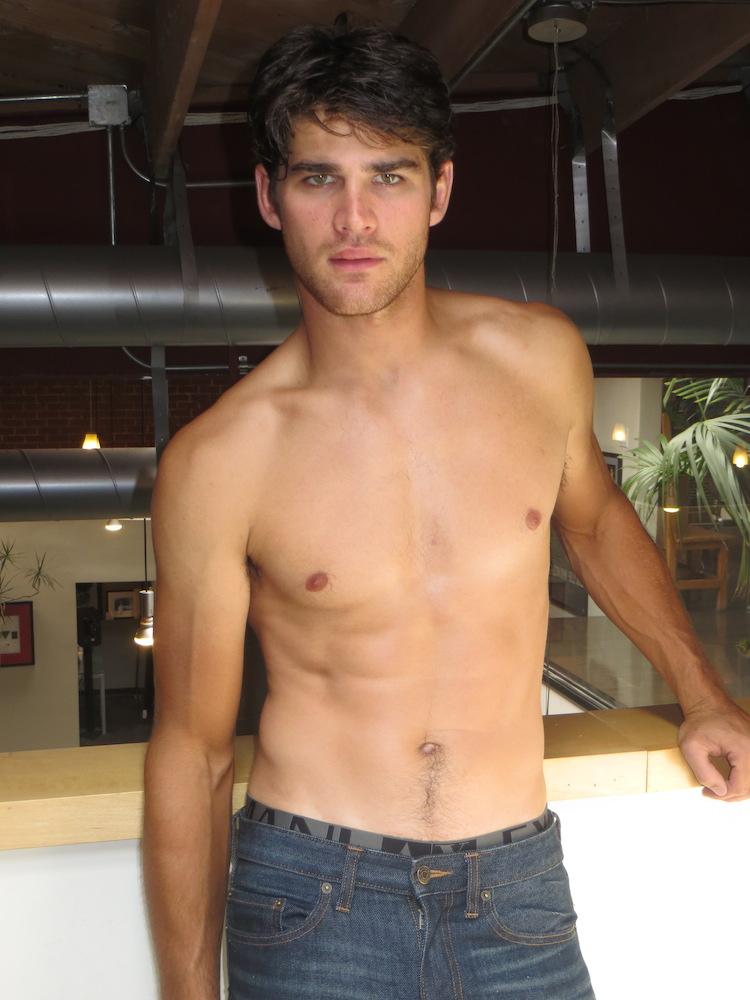 Casting Call: Ryan Bertroche @ DT Model Management