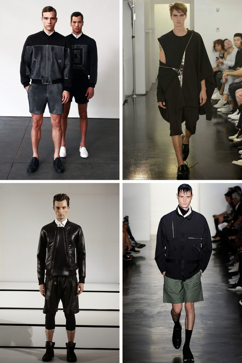 Trends Spring-Summer 2014: The Navy and Black, The Perfect Couple