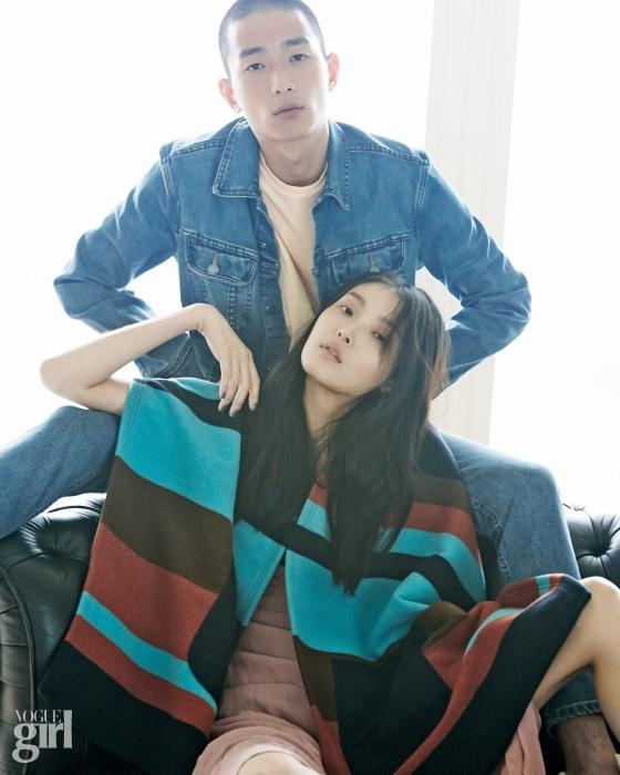 Sung Jin Park for Vogue Girl Korea