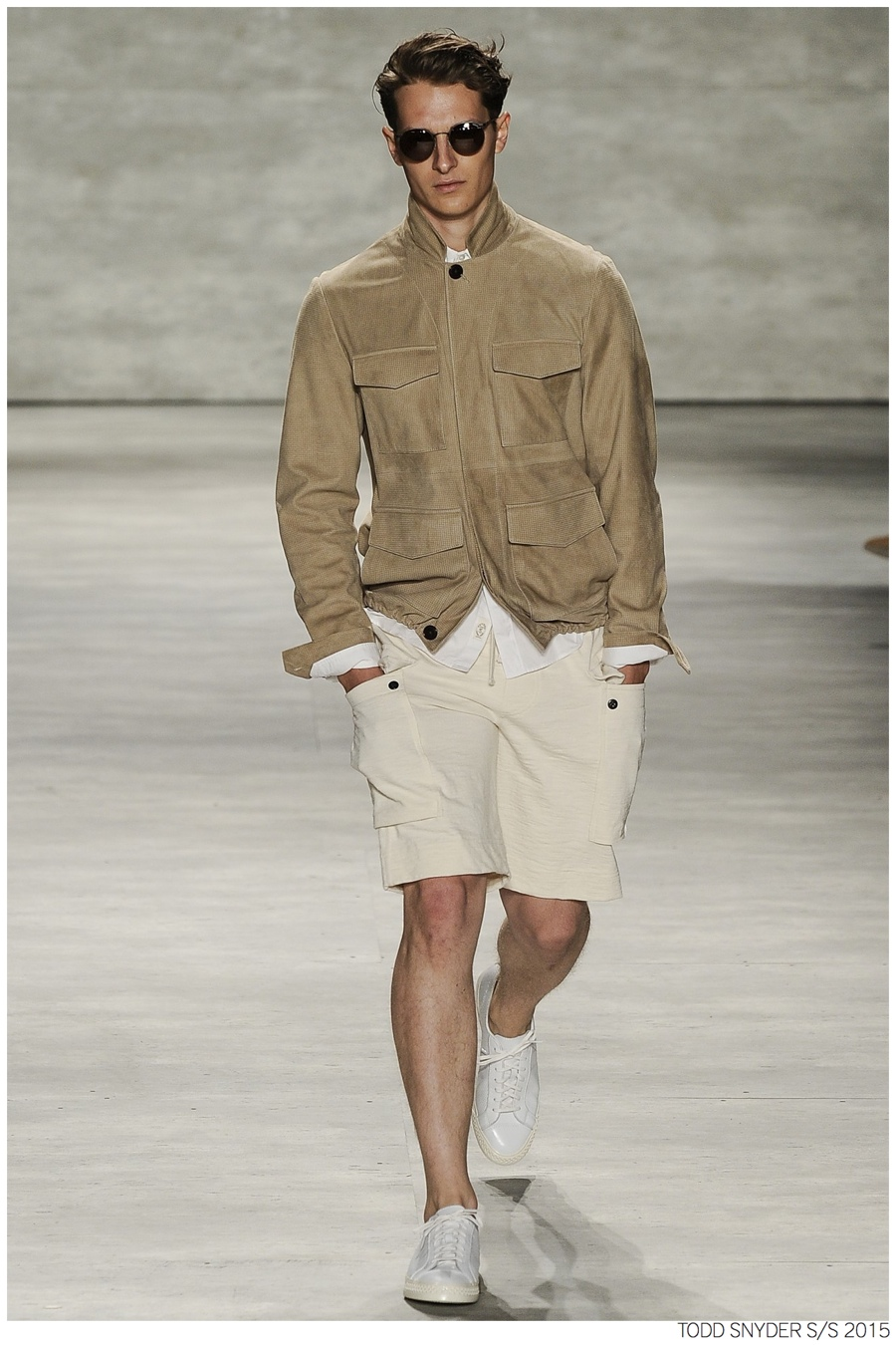 Todd Snyder Unveils Relaxed Spring/Summer 2015 Collection