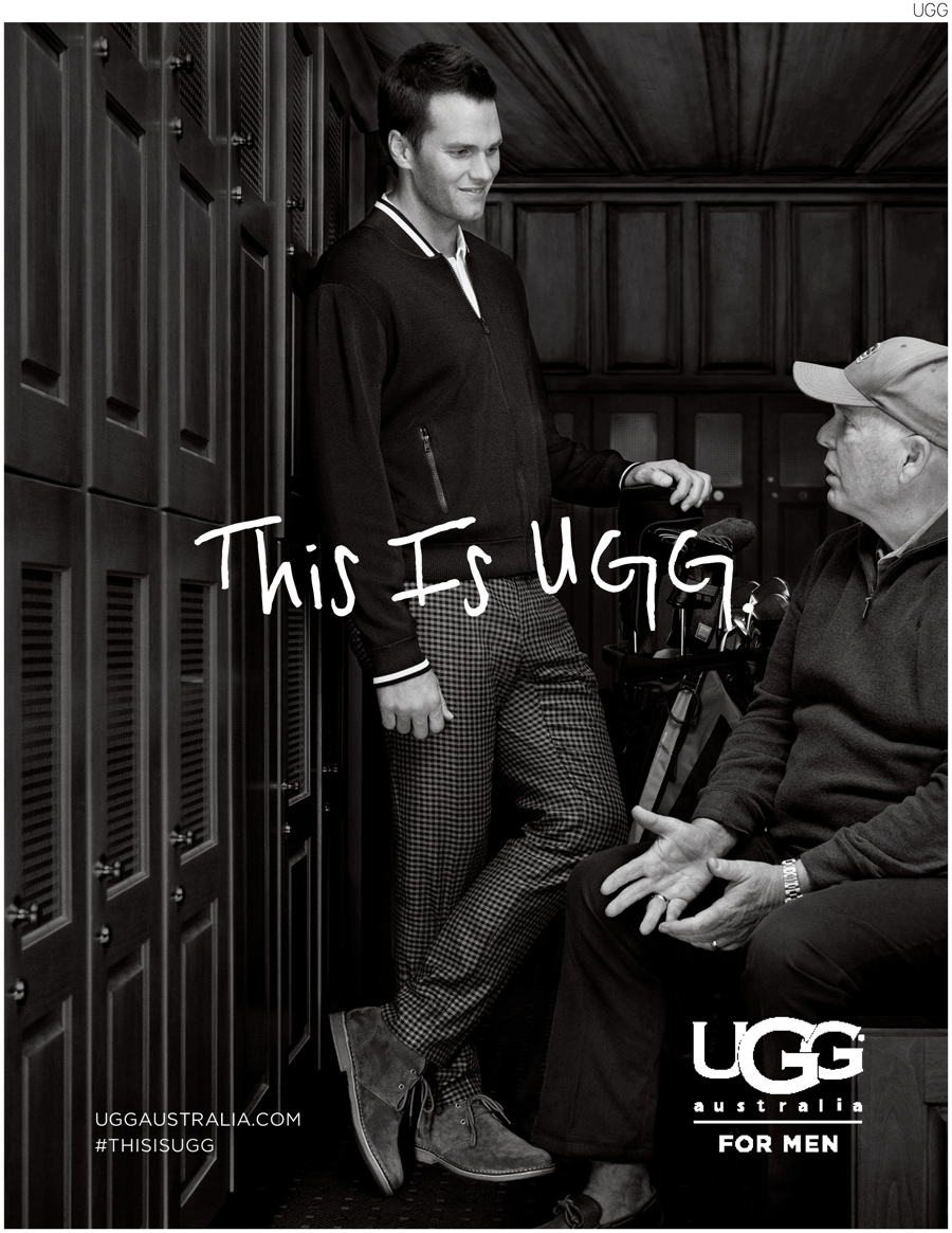 See Tom Brady's New UGG Advertisement, 'Time Out'