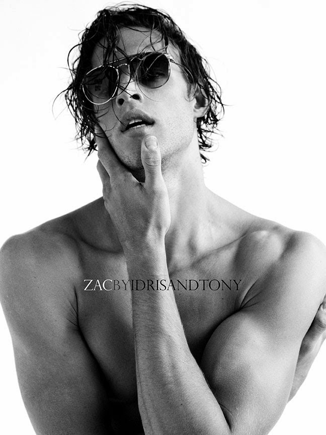Zac Stenmark by Idris + Tony