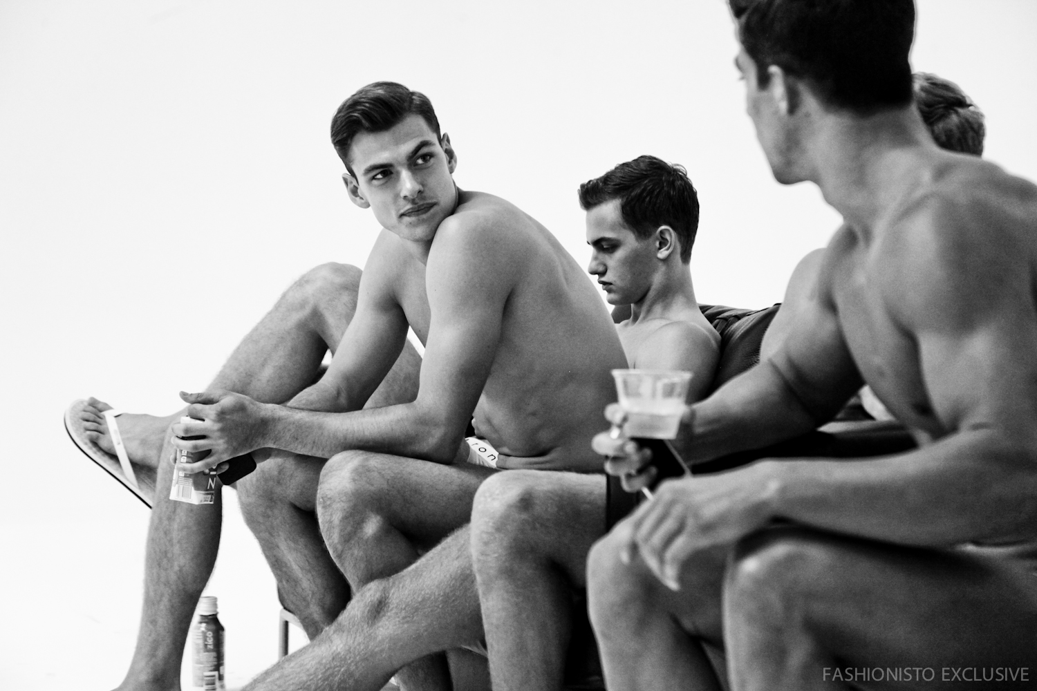 The Backstage Experience: Parke & Ronen Spring/Summer 2015