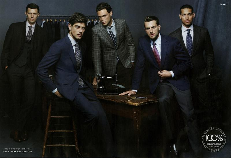 100% Bloomingdale's Fall 2014 Campaign