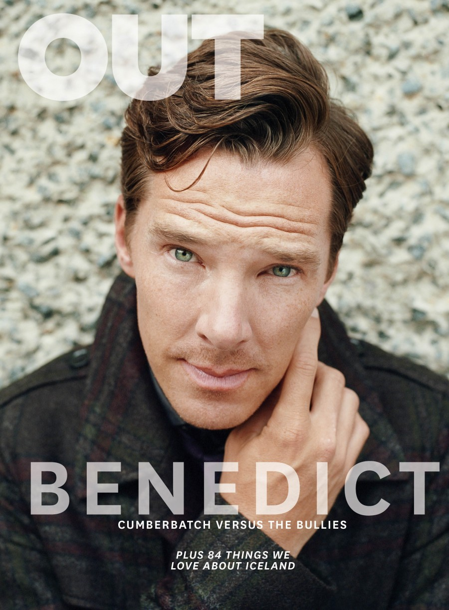 Benedict Cumberbatch Covers Out November 2014 Issue The Fashionisto