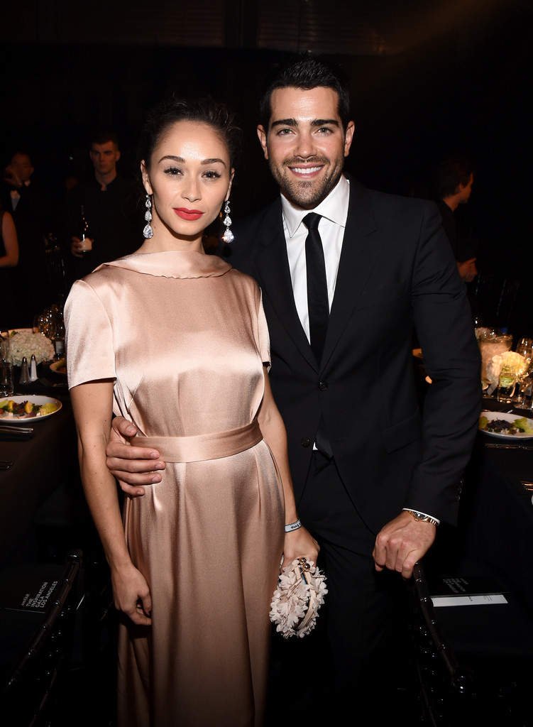 Cara Santana and Jesse Metcalfe prove to be the picture perfect couple.