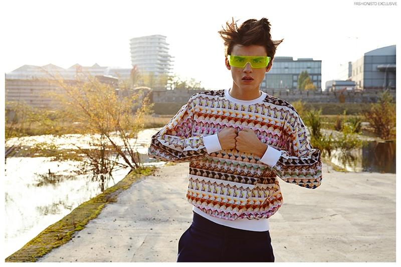 Fashionisto Exclusive: Elvis Jarrs by Julie Nagel