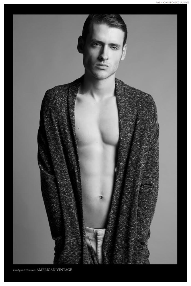 Fashionisto Exclusive: Lukas Meel by Ruben Tomas