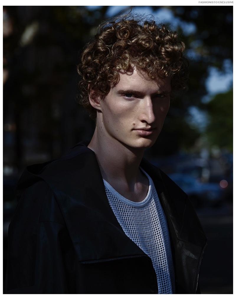 Fashionisto Exclusive: Luke Gernert by Jakob Axelman