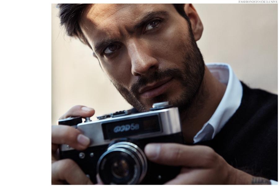 Fashionisto Exclusive: Yiorgos Karavas by Jay Schoen