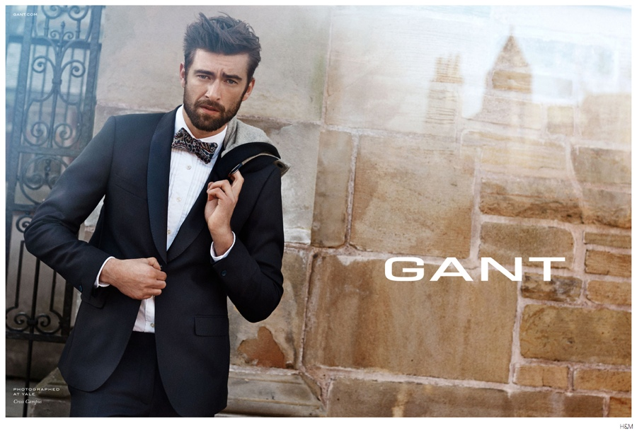 See More Images from GANT Fall/Winter 2014 Campaign