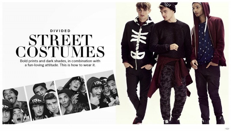 Hm Halloween.H M Celebrates Halloween With Street Costumes The