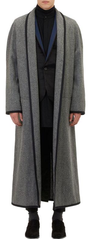 Haider Ackermann kimono coat