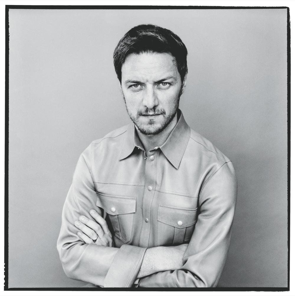 James McAvoy & Jeremy Irvine Cover Icon, McAvoy Talks Prada Campaign