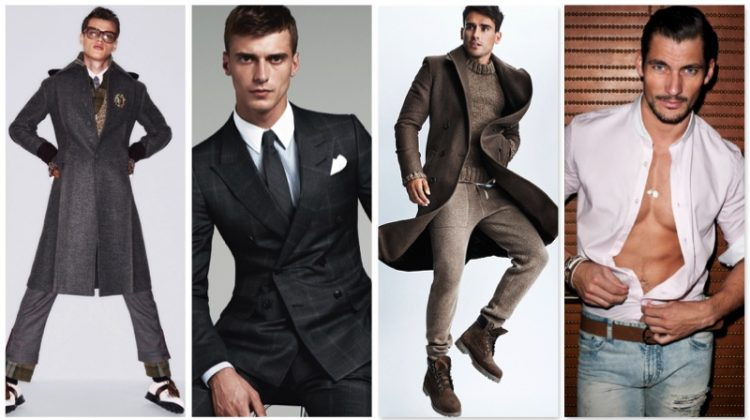 How to Pose Like a Top Male Model