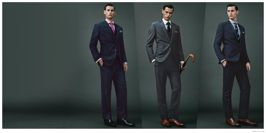Marks-and-Spencer-Suits-Fall-Winter-2014-Mathias-Bergh-004