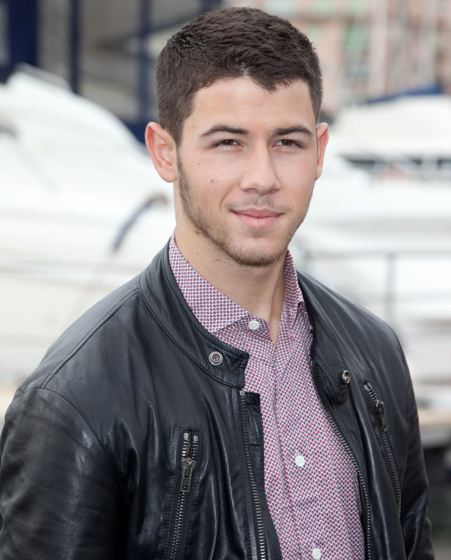 Nick Jonas Wears Zegna Margiela To Kingdom Photocall The Fashionisto