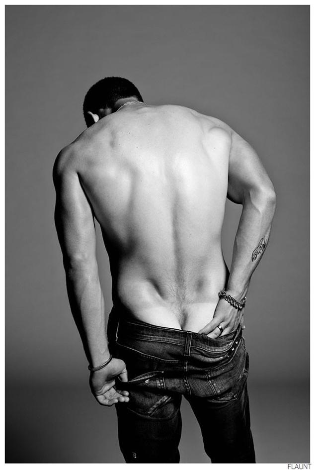 Nick Jonas Butt Shot