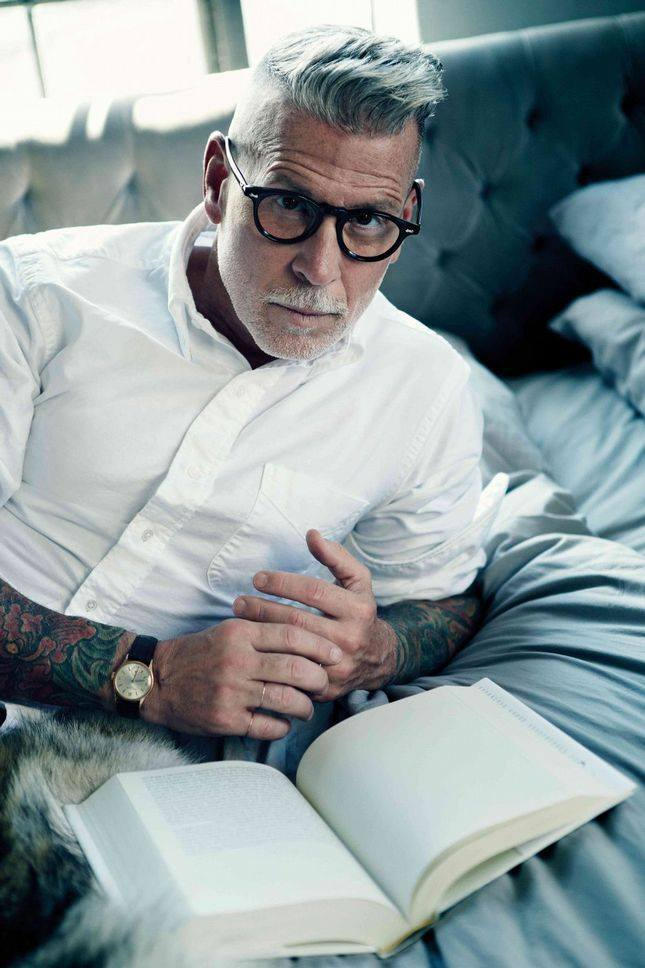 nick wooster by chiunkai shih for gq taiwan october 2014