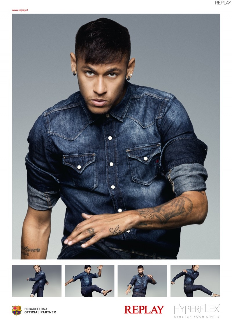 Mens denim jacket celebrity babies