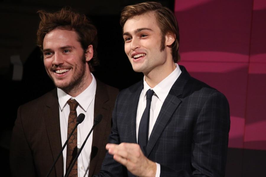BAFTA & Burberry Celebrate Breakthrough Brits in Style