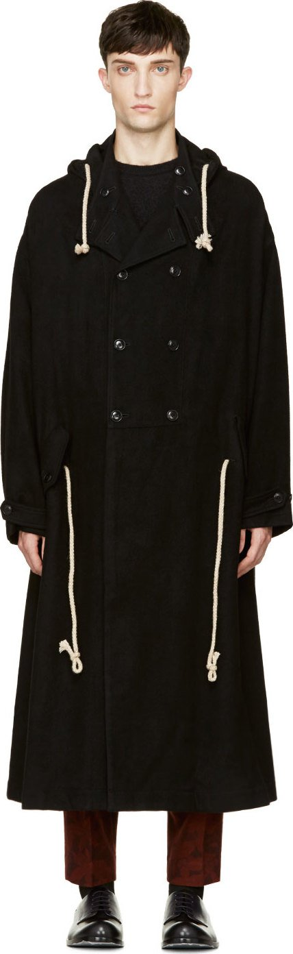 Yohji Yamamoto Fall/Winter 2014 Arrives at SSENSE