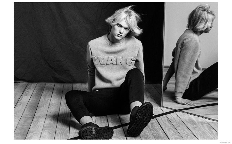 Alexander Wang for H&M Feature: Jordan Sorbom for The Issue Ten