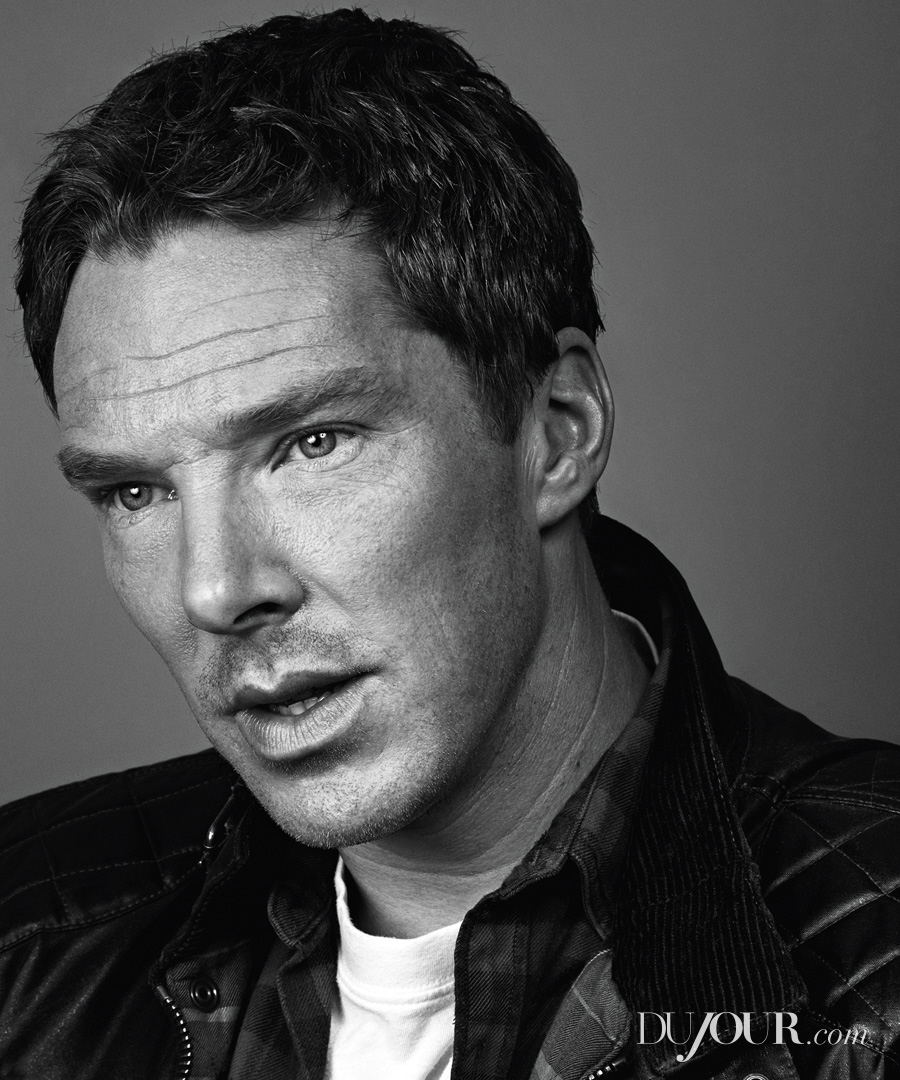 Benedict Cumberbatch, Gael Garcia Bernal, Eddie Redmayne + More Sit for DuJour 'Men of the Year' Photo Shoot