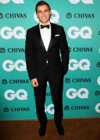 Attending GQ Australia's 2014 Men of the Year Awards on November 19th in Sydney, Australia, actor Dave Franco was all smiles in a dapper tuxedo from Prada.