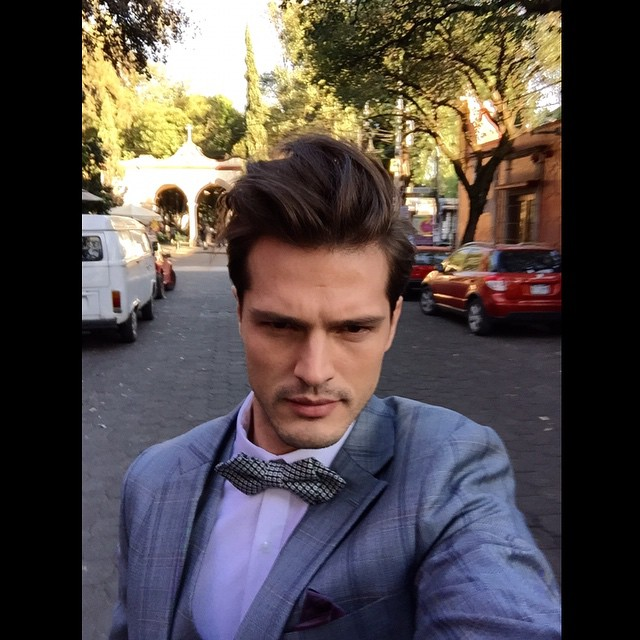 Diego Miguel's shoot wraps in Mexico City